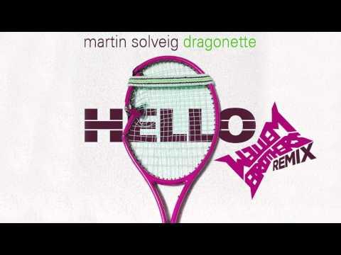 Martin solveig dragonette hello wallem brothers remix
