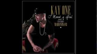 Kayone feat. Mario Winans - I need a girl (in my life)