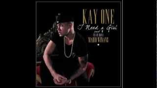 Kayone feat. Mario Winans - I need a girl (in my life)