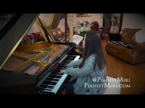 DJ Snake - Let Me Love You ft. Justin Bieber | Piano Cover by Pianistmiri 이미리