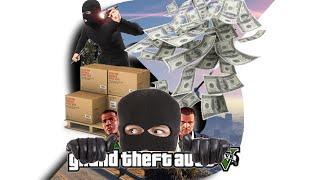 ┌∩┐(◣_◢)┌∩┐ 1 MILLION DANS LE Q !!! ┌∩┐(◣_◢)┌∩┐ (Se faire braquer l'emprepot)  [GTA5]