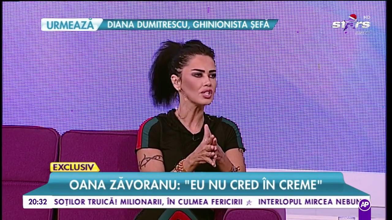 Oana Zăvoranu, PRIMELE DECLARAȚII de după OPERAȚIE: Care e ...  |Oana Zăvoranu