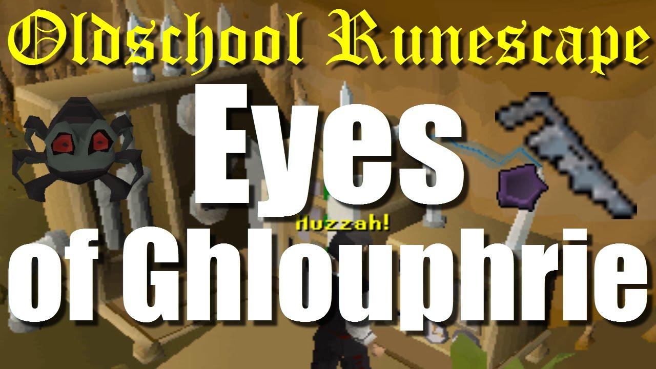 OSRS Eyes of Glouphrie Quest Guide