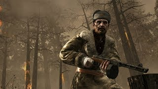 Their Land, Their Blood ! Awesome Mission in Great Game about WW2 Call of Duty World at War