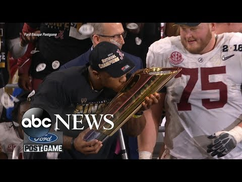 Alabama beats Georgia in overtime for national title