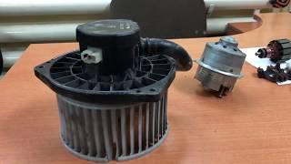 Suzuki Grand Vitara (2005-2015) - Проблемы с мотором/вентилятором отопителя