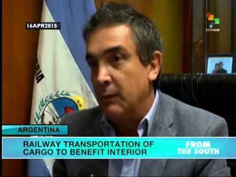 Argentina Nationalizes Rail System