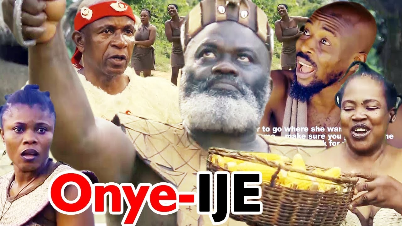 Download ONYE IJE  - 2019 Latest Nigerian Nollywood Igbo Movie Full HD