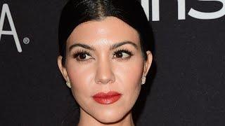 What Kourtney Kardashian Thinks of Scott Disick and Sofia Richie