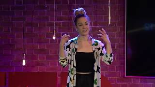 Why you should embrace nervousness... I can't live without it | Oona Sainio | TEDxCADBrussels