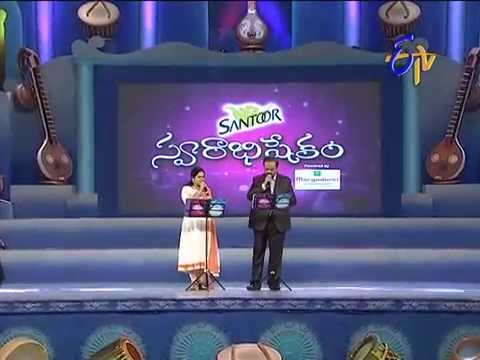 Swarabhishekam - S. P. Bau & Gopika Purnima Performance - Eenadu Kattukunna Song - 29th June 2014