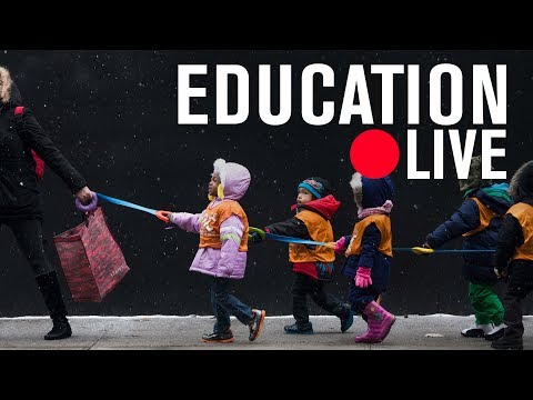 Has K–12 education fallen for a testing charade? | LIVE STREAM