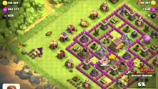 Clash of clans - New Clan!!!Quest to 2000 Trophies