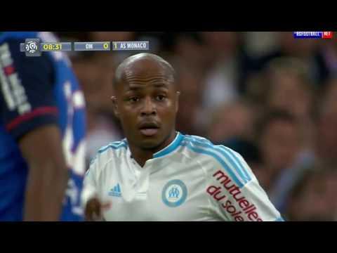 Marseille vs Monaco Full Match First Half L1 2014/2015