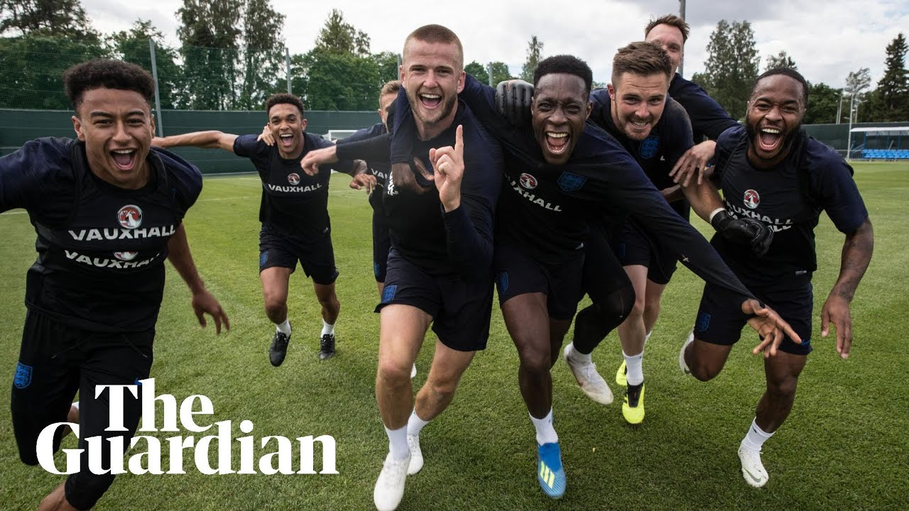 Lions, unicorns, dashed dreams and a proud nation: England's World Cup journey