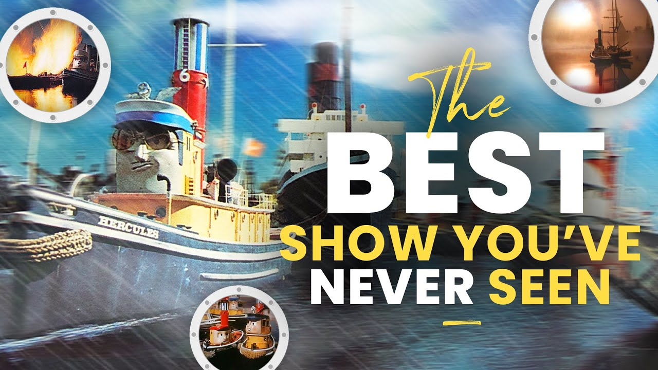 Download TUGS: The Greatest Show You've Never Seen — An In-Depth Analysis of Thomas' Sister Series