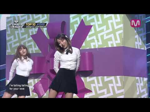 에이핑크_Mr.Chu (Mr.Chu by Apink of M COUNTDOWN 2014.4.10)
