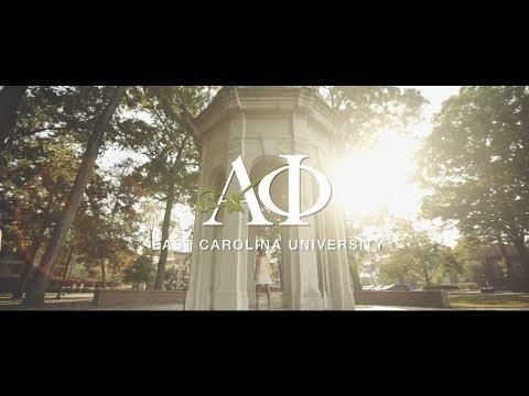 Alpha Phi - East Carolina University 2017