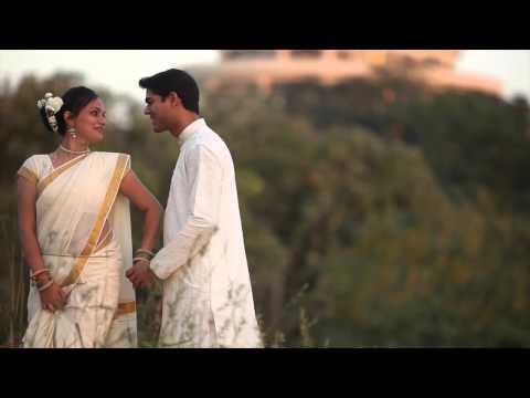 Nikki and Shishir - Bangalore ashram wedding ~