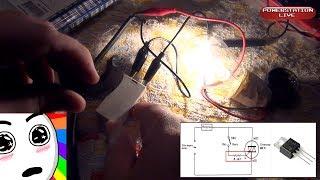 Простой, мощный включатель-выключатель (симисторно-герконовое реле) _/ _