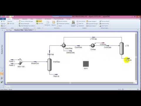HYSYS tutorial Gas processing 1-5