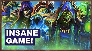 INSANE GAME! | Rise of Shadows | Hearthstone