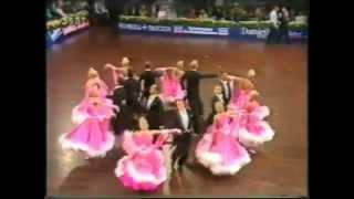 Свадебный танец постановка.