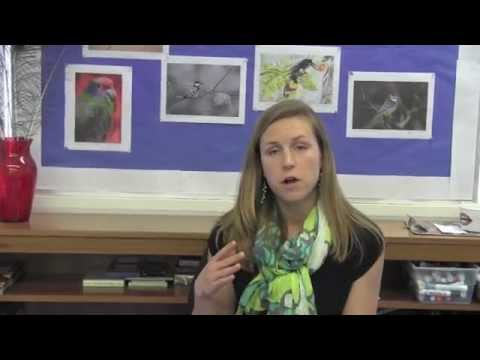 The Langley School ~ Grade 3 Art Museums