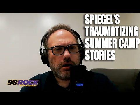 Spiegel's Traumatizing Summer Camp Stories