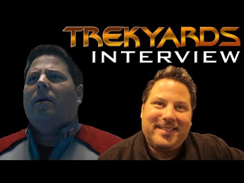 Greg Grunberg Star Trek Beyond Interview