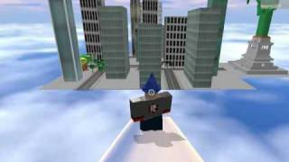 Mario164 on roblox fun at New york i made! Come if you want!