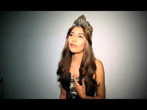 Meet 18 year old Miss Uzbekistan Rakhima Ganieva