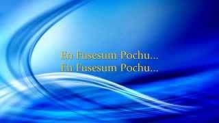 En Fuse Pochu Karaoke ~ by theorare ~ (Male Version)