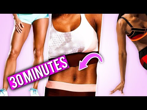 BIKINI WORKOUT (ABS, LEGS, ARMS) | Get Your 2018 Summer Body // FULL Guided Workout