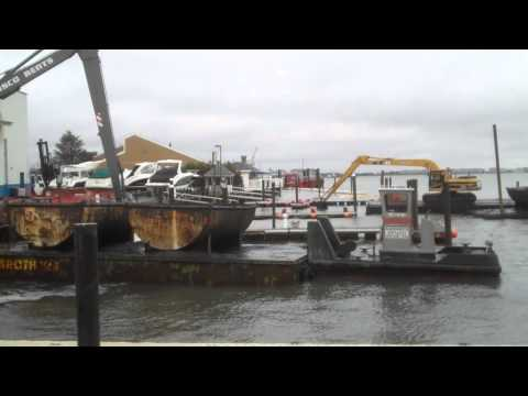 Waterfront Marine - Dredging at Somers Point