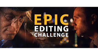 WIN A 2018 MacBook Pro - Epic Editing Challenge