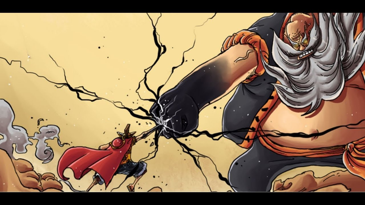Luffy vs Don Chinjao [...