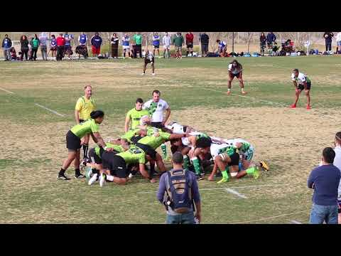 Oceanside Chiefs vs Las Vegas Irish