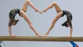 Arianna grande problem gymnastics floor music