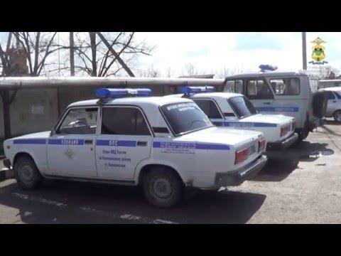 В Калининском районе полицейские задержали подозреваемого в грабеже