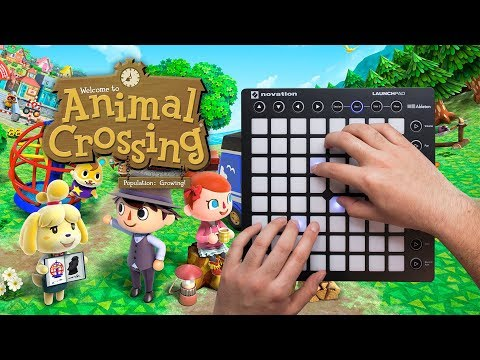 Making Music With The Animal Crossing Soundtrack