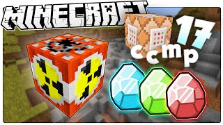 minecraft 1 9   blowing up atomic bombs   radiation diamonds   custom command mod pack 17