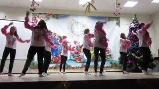 Танец под песню Нюши