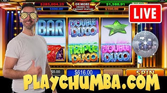 🔴 LIVE 🎰 $1,000SC on Chumba Casino Slots Online! 🔥Join Brian with BCSlots #ad