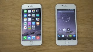 iphone 6 vs goophone i6 review 4k