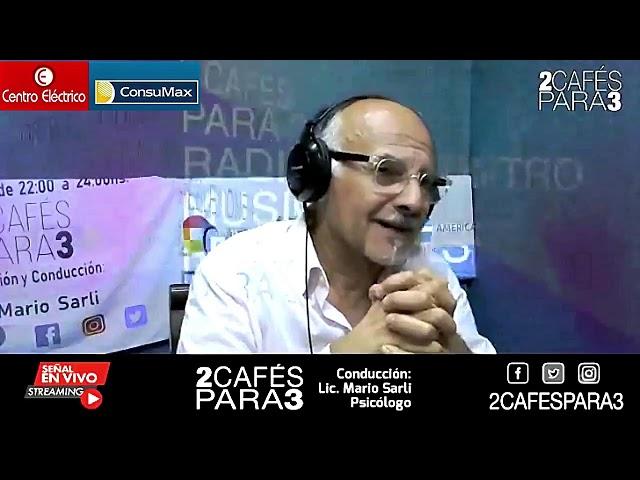 Salud Mental - 2 Cafés Para 3 - 9 de enero 2019