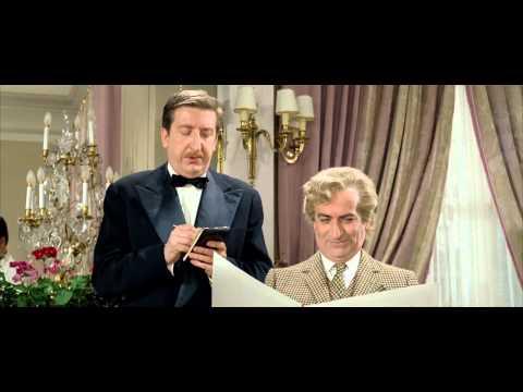 Louis de Funès: Le Grand Restaurant (1966) - Ouh la cabriole! poster