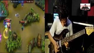 MUSIK GAME Mobile Legends Metal, (Guitar) by Dede Aldrian