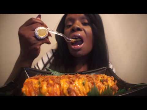 🍛ASMR/ Muckbang Eating Sounds👅 Food Whispering {500 videos}