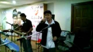 M.Nasir-Sang Pencinta - cover by izam band